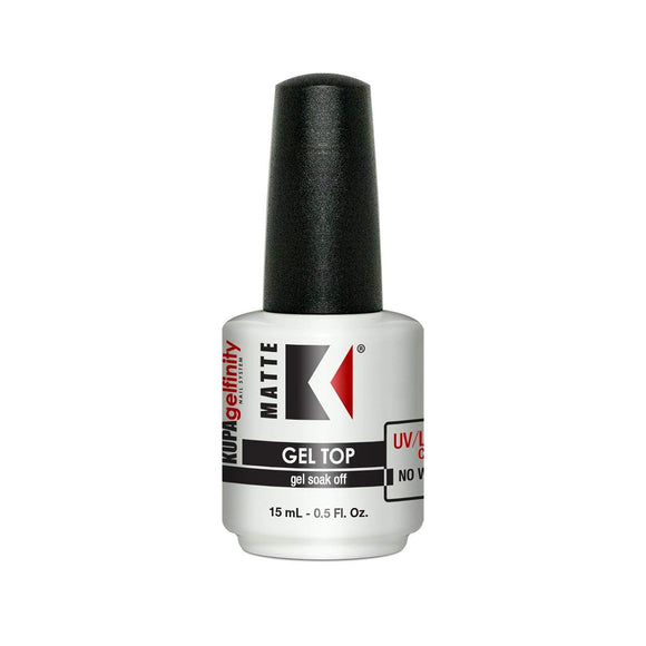 Kupa Matte Gel Top - 15 ml