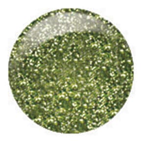 LeChat Color Madame Nail Art - .33 Oz (Lime Glitter - LCCM47)