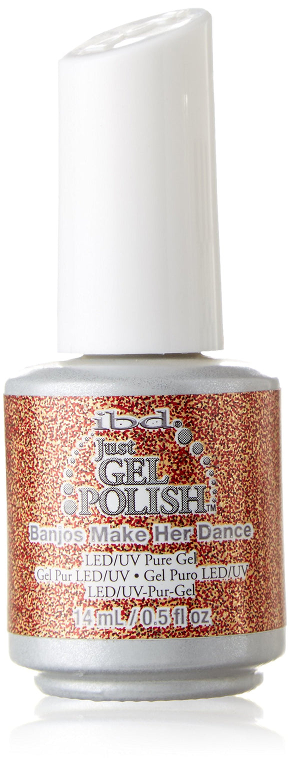IBD Just Gel Polish - 0.5 oz (Banjos Make Her Dance - IBD56854)