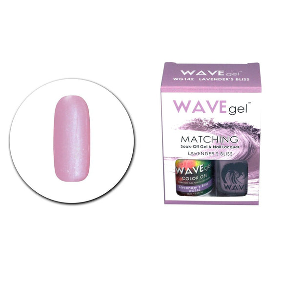 Wave Gel Matching Duo (Lavender's Bliss - W142)