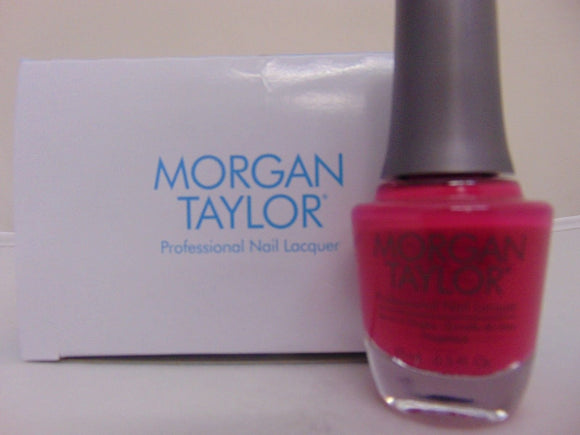 Morgan Taylor Professional Nail Lacquer  - 15 mL (Sitting Pretty  - MT50020)