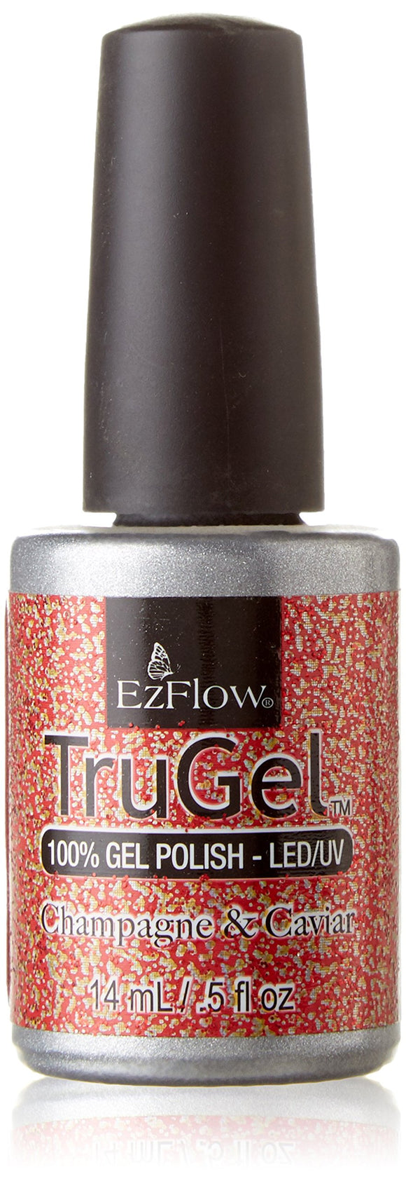 Ez Flow TruGel LED/UV Gel Polish - 14 mL (Champagne & Caviar - EZTG42337)