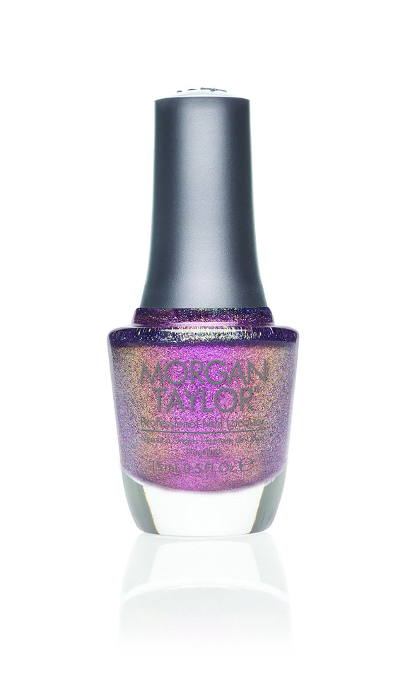 Morgan Taylor Professional Nail Lacquer  - 15 mL (Who's That Girl?  - MT50015)