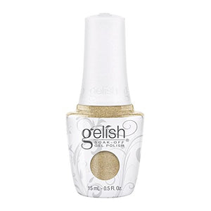Gelish Soak-Off Gel Polish - 15 mL (Give Me Gold - GLN1110075)
