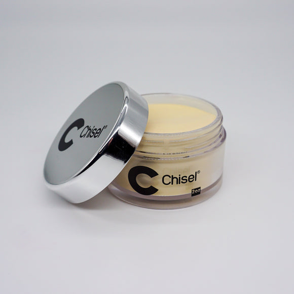 Chisel Dip Powder Solid - 2 Oz (Solid 100 - CH92389)