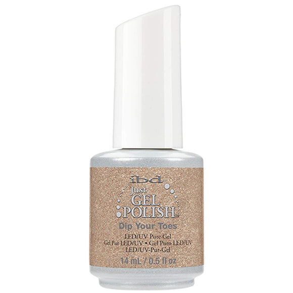 IBD Just Gel Polish - 0.5 oz (Dip Your Toes - IBD65412)