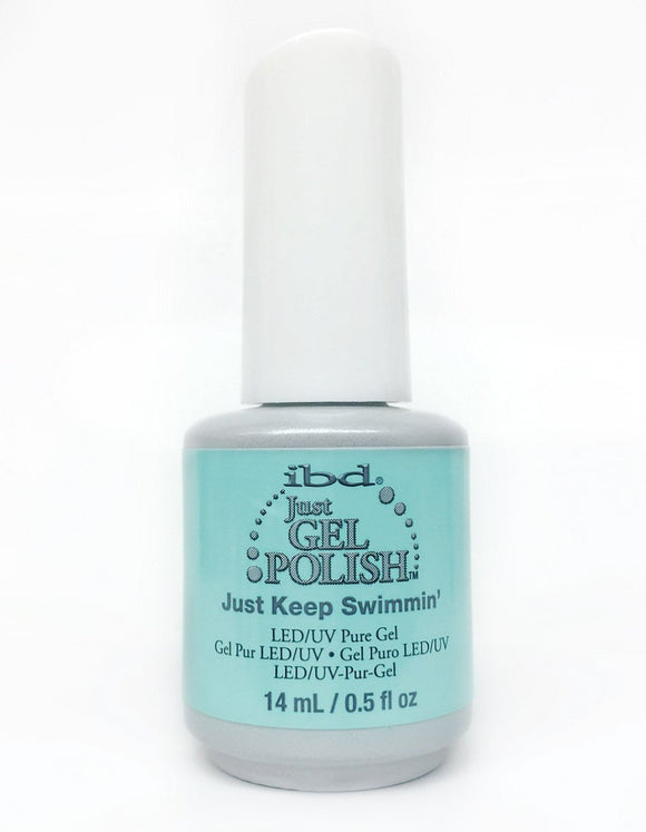 IBD Just Gel Polish - 0.5 oz (Just Keep Swimmin' - IBD65418)
