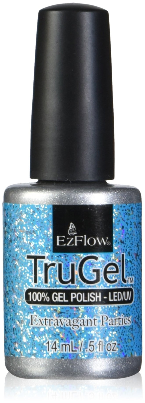 Ez Flow TruGel LED/UV Gel Polish - 14 mL (Extravagant Parties - EZTG42334)