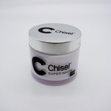 Chisel Dipping Powder Refil - 12 Oz (Super White - CH42057)