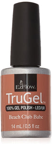 Ez Flow TruGel LED/UV Gel Polish - 14 mL (Satin Prom Dress - EZTG42468)