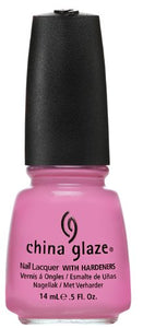China Glaze Lacquer - 14 mL (Dance Baby - CG80744)