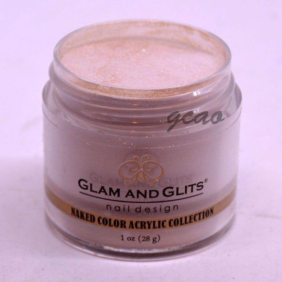 Glam And Glits Naked Acrylic Powder - 1 Oz (Totally Taupe - NCA408)