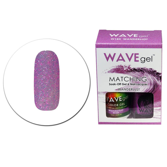 Wave Gel Matching Duo (Wanderlust - W185)