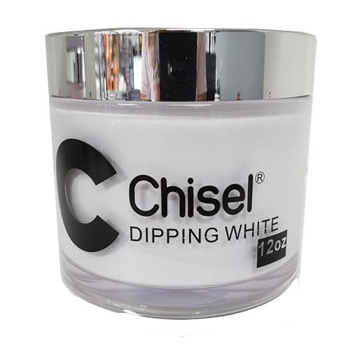 Chisel Dipping Powder Refil - 12 Oz (Dipping White - CH42128)