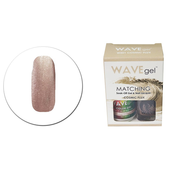 Wave Gel Matching Duo (Cosmic Flux - W201)