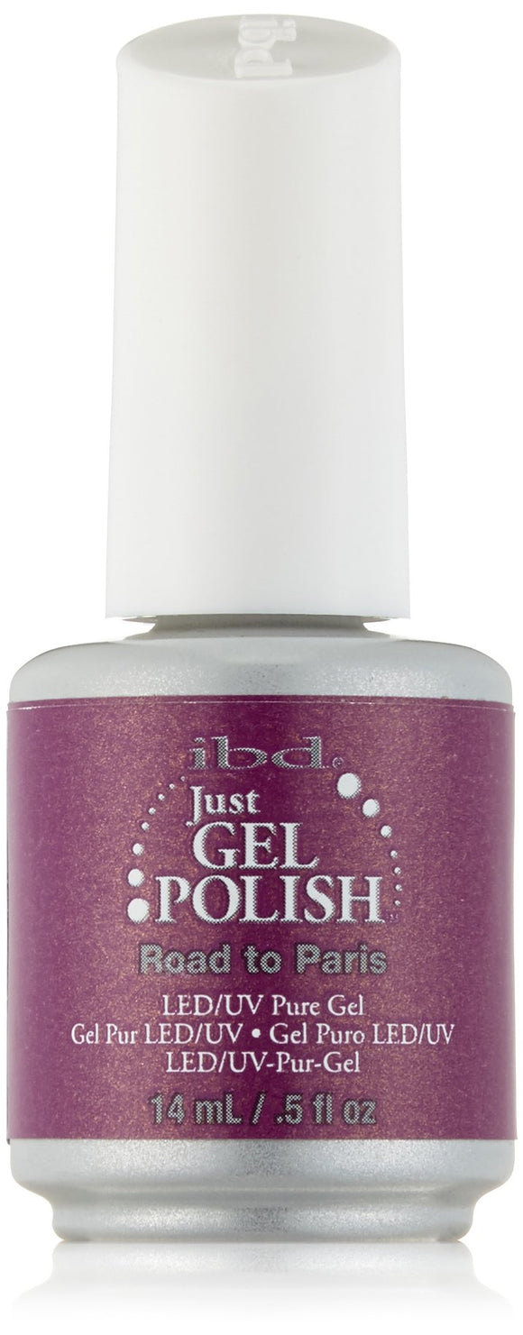 IBD Just Gel Polish - 0.5 oz (Road To Paris  - IBD56593)