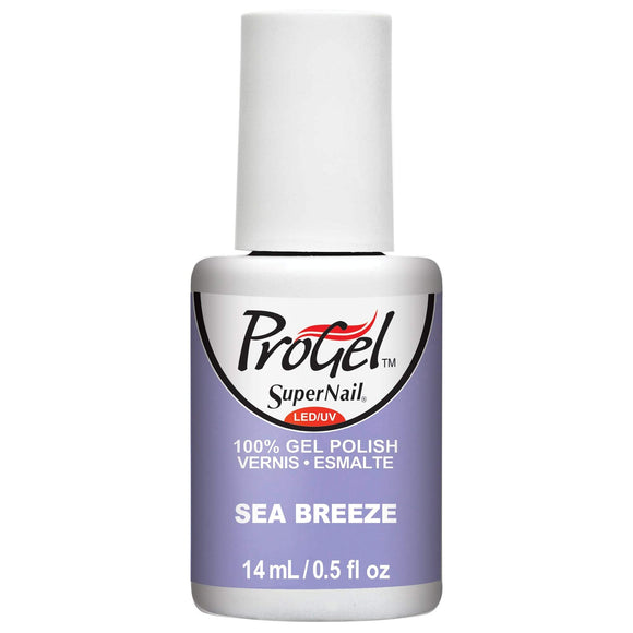 SuperNail ProGel - 0.5 Oz (Sea Breeze - SN81914)