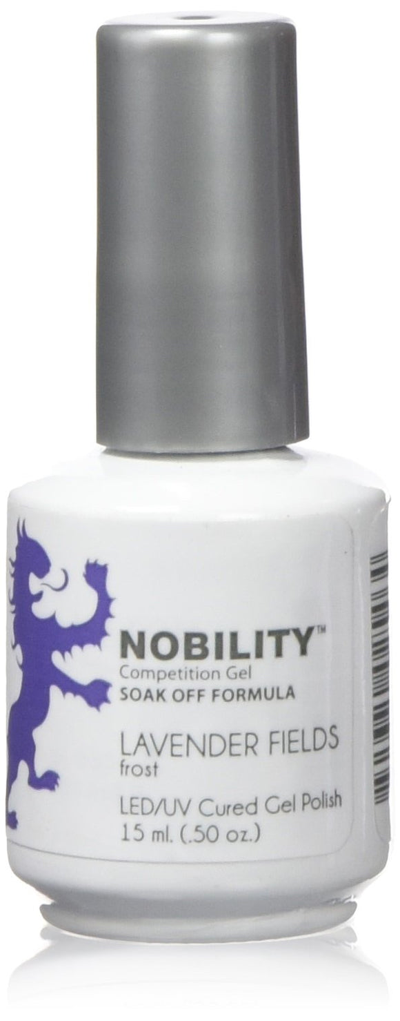 LeChat Nobility Gel Polish - 15 mL (Lavender Fields - NBGP96)