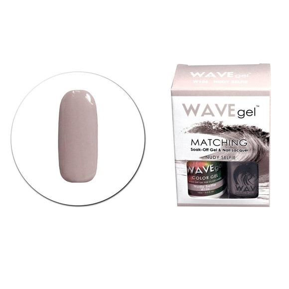 Wave Gel Matching Duo (Nudy Selfie - W156)