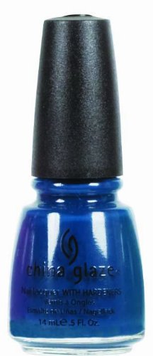 China Glaze Lacquer - 14 mL (First Mate - CG80967)