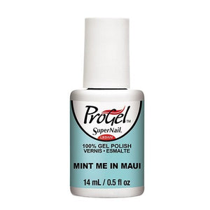 SuperNail ProGel - 0.5 Oz (Mint Me In Maui - SN81964)