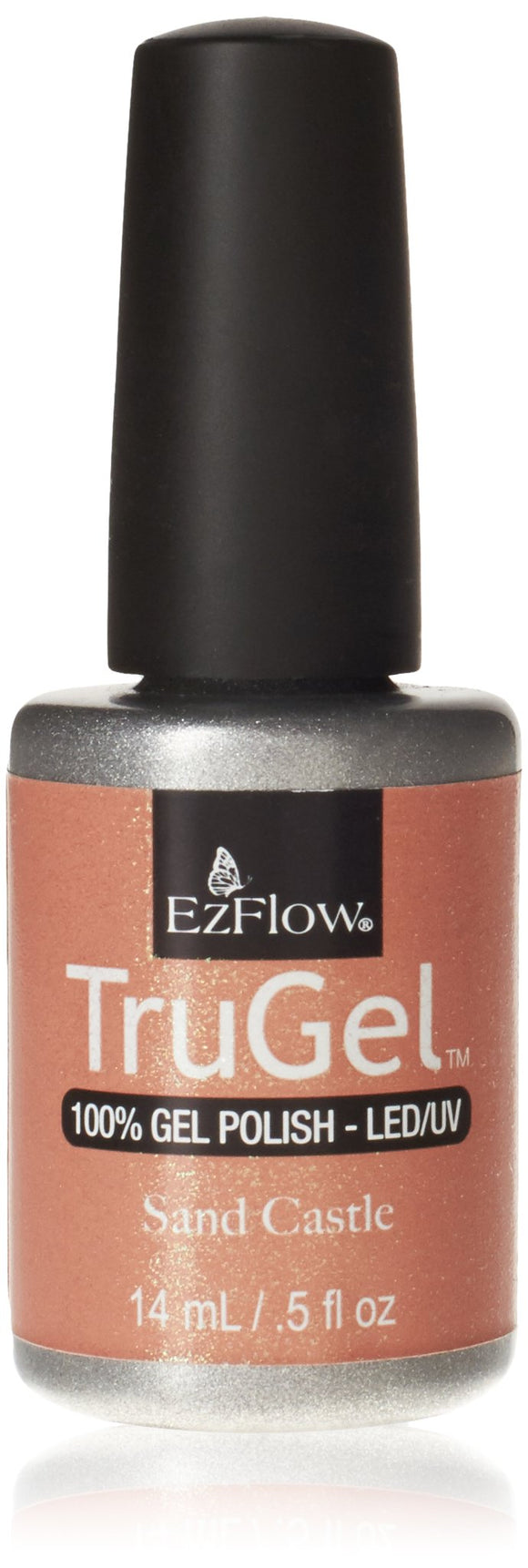Ez Flow TruGel LED/UV Gel Polish - 14 mL (Sand Castle - EZTG42453)