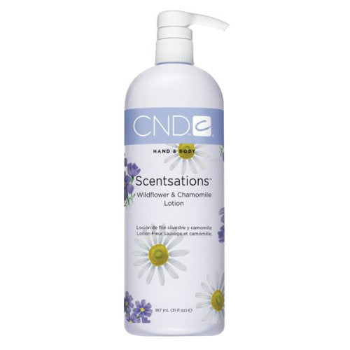 CND Hand & Body Scentsations (Wildflower & Chamomile - CND14131)