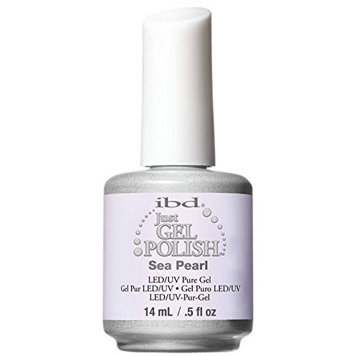 IBD Just Gel Polish - 0.5 oz (Sea Pearl  - IBD56511)