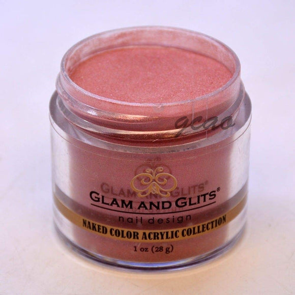 Glam And Glits Naked Acrylic Powder - 1 Oz (Oohn La La - NCA420)