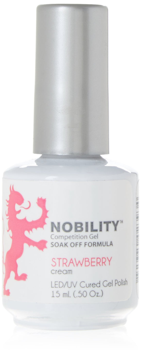 LeChat Nobility Gel Polish - 15 mL (Strawberry - NBGP75)