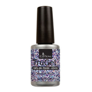 Ez Flow TruGel LED/UV Gel Polish - 14 mL (Mad Mad World - EZTG42574)