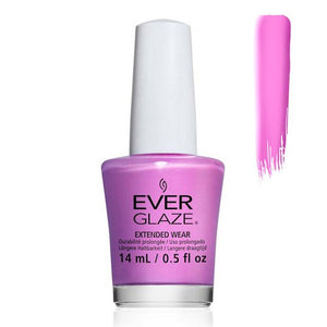 Everglaze Extended Wear Lacquer - 14 ml (White Noise - EGL82304)