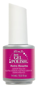 IBD Just Gel Polish - 0.5 oz (Retro Rosette - IBD56852)
