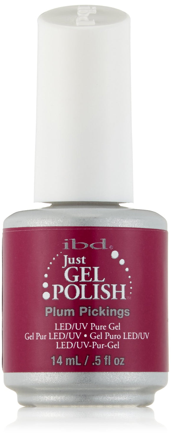 IBD Just Gel Polish - 0.5 oz (Plum Pickings  - IBD56592)