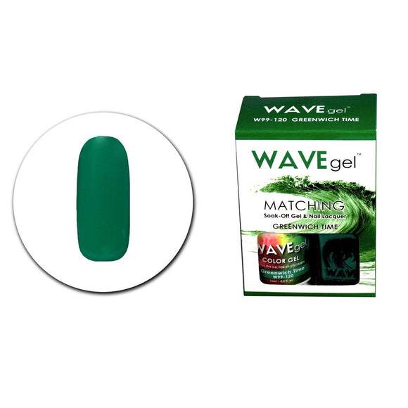 Wave Gel Matching Duo (Greenwhich Time - W99129)