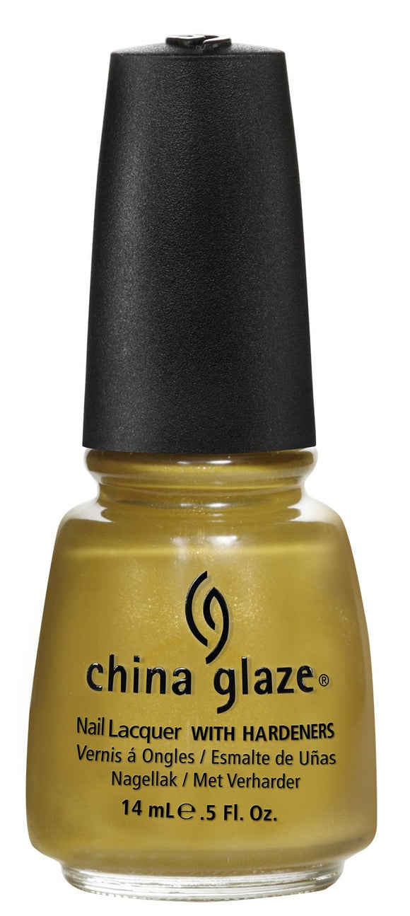 China Glaze Lacquer - 14 mL (Trendsetter  - CG81076)