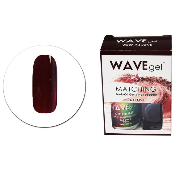 Wave Gel Matching Duo (A. I Love - W207)