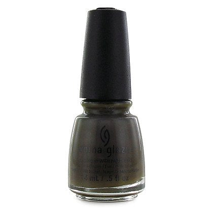 China Glaze Lacquer - 14 mL (Don't Get Derailed  - CG81851)