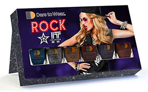 LeChat Dare To Wear - Rock It 6 pc