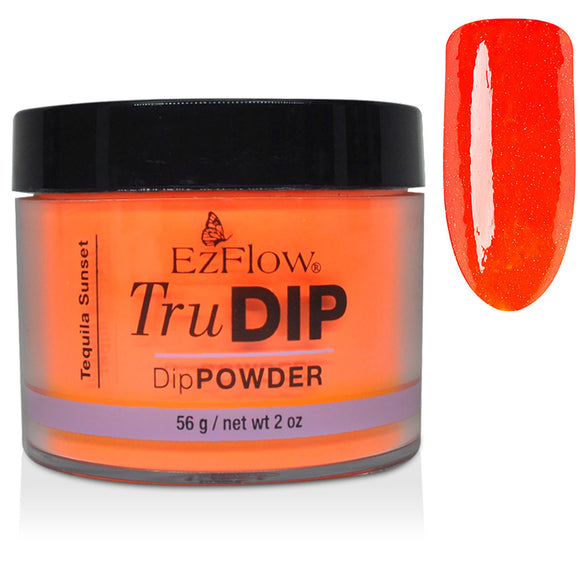 Ez Flow TruDIP Powder - 2 Oz (Tequila Sunset - EZFTD66842)