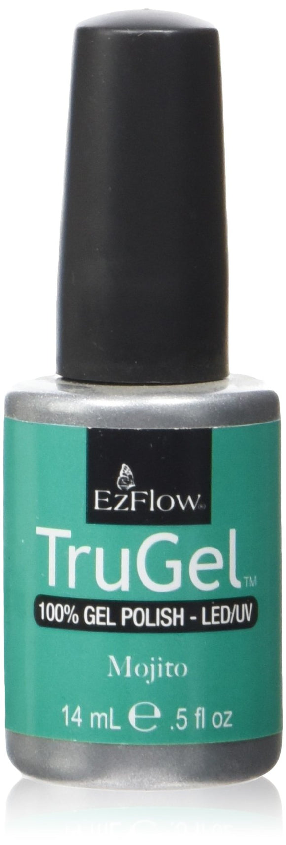 Ez Flow TruGel LED/UV Gel Polish - 14 mL (Mojito - EZTG42279)