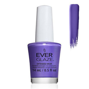 Everglaze Extended Wear Lacquer - 14 ml (Dont Grape About It - EGL82306)