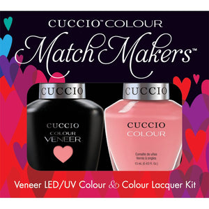 Cuccio Matchmakers - Duo (Turkish Delight - CU6009)