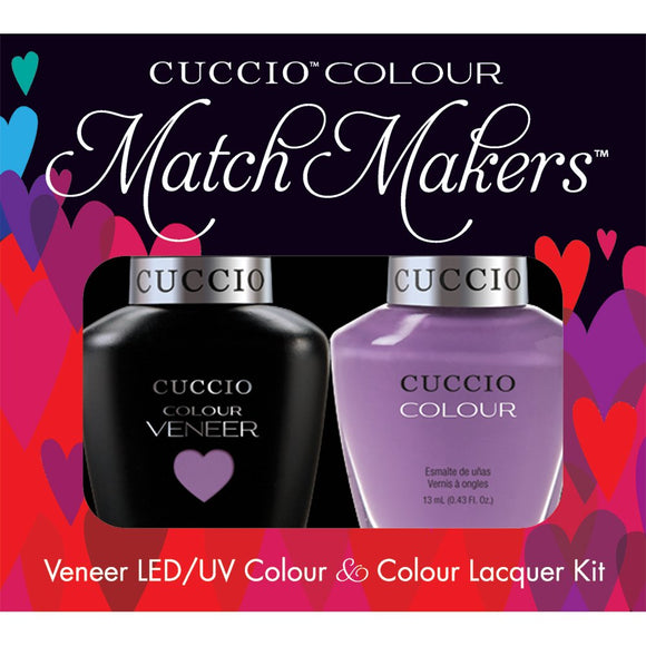 Cuccio Matchmakers - Duo (Cheeky in Helsinki - CU6036)