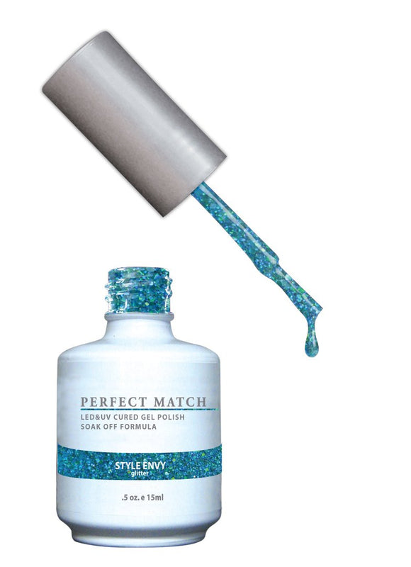 LeChat Perfect Match Nail Polish - 0.5 Oz (Style Envy - PMS133)