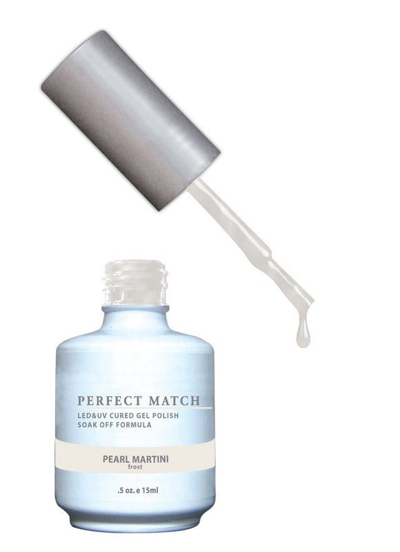 LeChat Perfect Match Nail Polish - 0.5 Oz (Pearl Martini - PMS016)