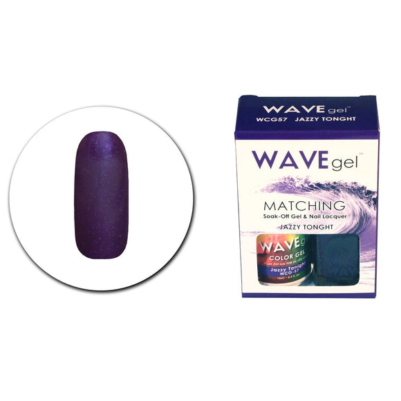 Wave Gel Matching Duo (Jazzy Tonight - WCG57)