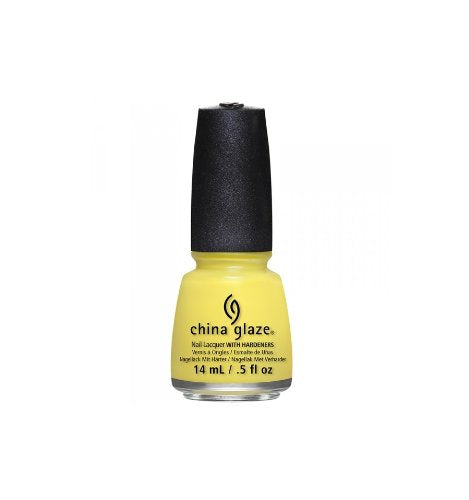 China Glaze Lacquer - 14 mL (Sun Upon My Skin - CG81793)