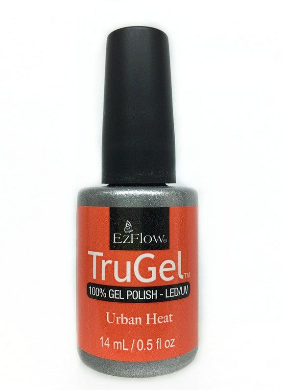 Ez Flow TruGel LED/UV Gel Polish - 14 mL (Urban Heat - EZTG42568)