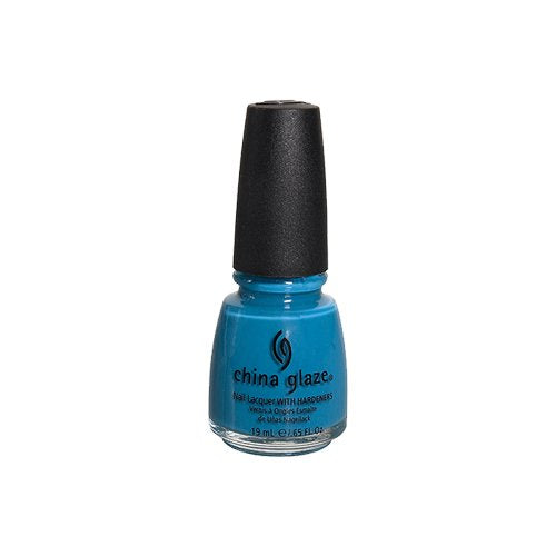 China Glaze Lacquer - 14 mL (Shower Together - CG80829)